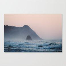 Pacific Coast Paradise Canvas Print