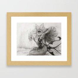 Beware The Knight I Am Becoming Framed Art Print