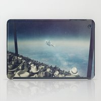 astronaut iPad Cases featuring Astronaut by MiraRuido
