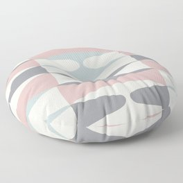 Zaha Pastel Floor Pillow