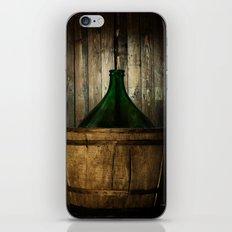 Damigiana iPhone & iPod Skin