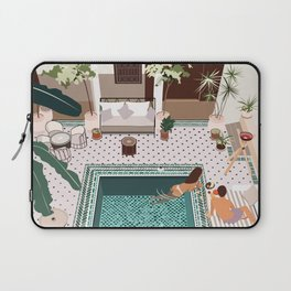 Riad Yasmine, Marrakech Laptop Sleeve
