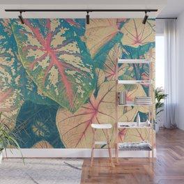 Surreal Caladium Wall Mural