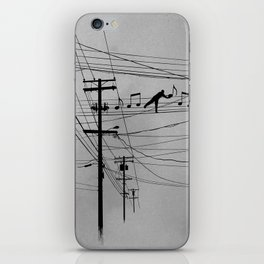 High Notes iPhone Skin