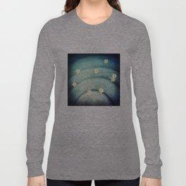 Pool Lilies  Long Sleeve T-shirt