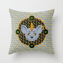Perseus - Monster Hight Pet Throw Pillow