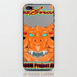 DOOM iPhone Skin