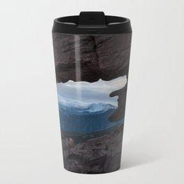 Pikes Peak Metal Travel Mug