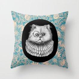 Monsieur Jacques Throw Pillow