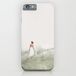 She iPhone Case