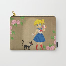 Retro Sailor Moon Carry-All Pouch