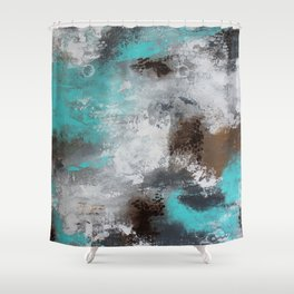 Energized/You are a Beautiful Soul Shower Curtain