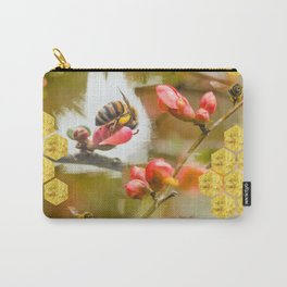 Oh, honey honey bee Carry-All Pouch