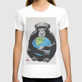 Protect the worl T-shirt