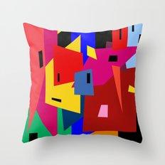 WHERE Throw Pillow