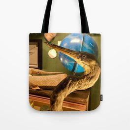 Global Heron Tote Bag
