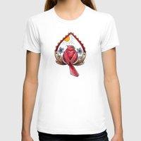 "cardinal T-shirts featuring ""CARDINAL"" by Magdalena Sky - The Moth"
