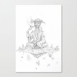 Krentok The Well Spirit Canvas Print