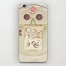 Beach Binoculars iPhone & iPod Skin