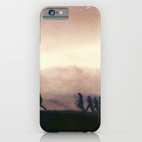 Follow The Leader iPhone & iPod Case