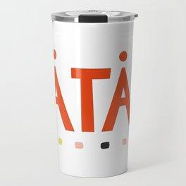 Påtår funky Travel Mug
