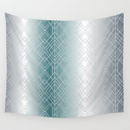 Silver Decor Wall Tapestry