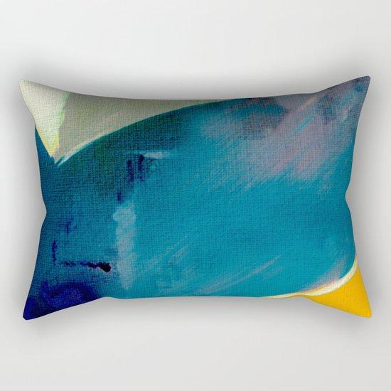 The River Bend Rectangular Pillow