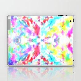 Illusionary colours Laptop & iPad Skin
