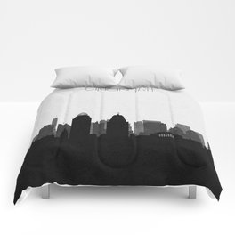 City Skylines: Cincinnati Comforters