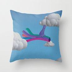 s v o l a z z o Throw Pillow