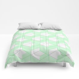 Mint Crush Comforters