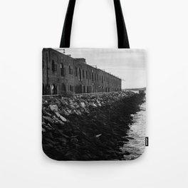 The Edge of Brooklyn Tote Bag