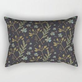 Oh My Darling_Floral Rectangular Pillow