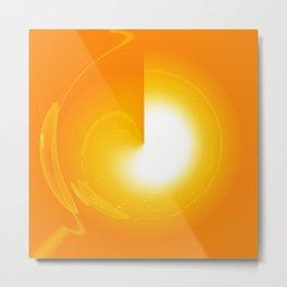 Light-Portal No. 02 Metal Print