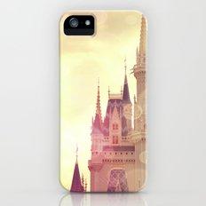 Disney Cinderella Castle iPhone (5, 5s) Slim Case