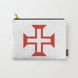 Cross of the Order of Christ (Cruz da Ordem de Cristo) Carry-All Pouch