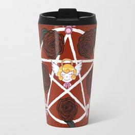 Cherub's Pentacle Travel Mug
