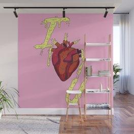 I Organ U Wall Mural