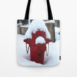 My little fire fighter Tote Bag