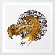SAINT DODO  Art Print