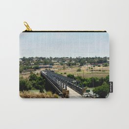 Tailem Bend Bridge over the Murray River Carry-All Pouch