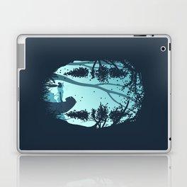 Lonely Spirit Spirited Away Laptop & iPad Skin