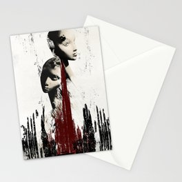The Great Below Stationery Cards