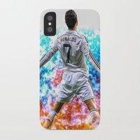 ronaldo iPhone & iPod Cases featuring Ronaldo by Cr7izbest