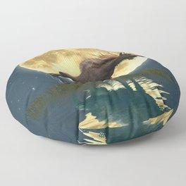 Moose & Moon Floor Pillow