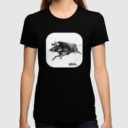 Running Boar T-shirt