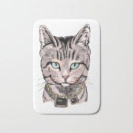 Copy Cat Bath Mat