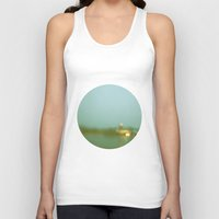 Watercolor Memories Unisex Tank Top