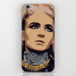 GRIMES iPhone Skin