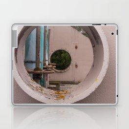 Pump House Porthole Laptop & iPad Skin